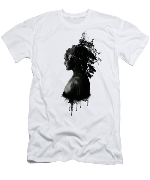 Mother Earth Men's T-Shirt (Slim Fit) by Nicklas Gustafsson