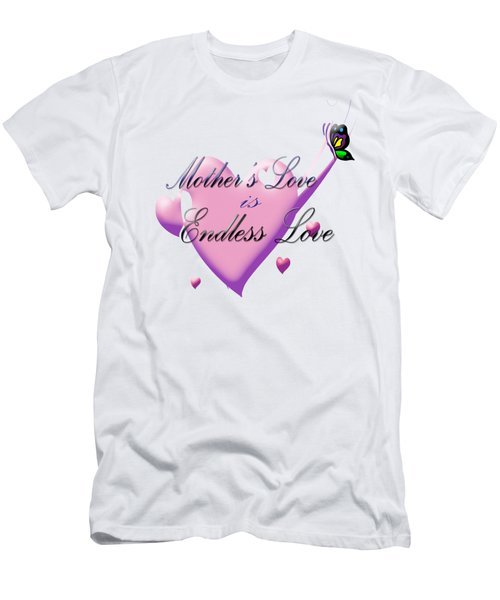 Mother's Love Men's T-Shirt (Athletic Fit)