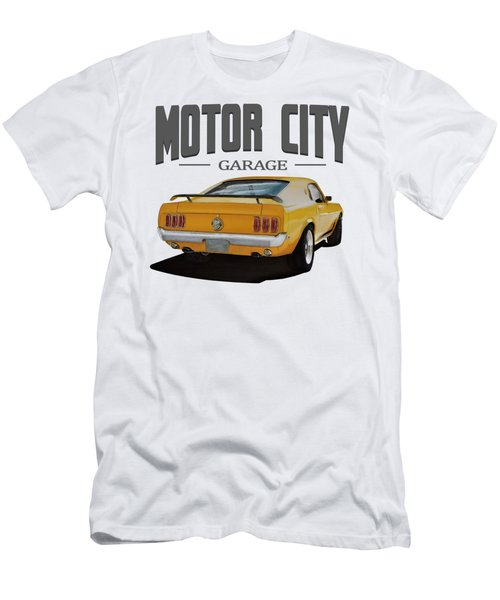 Motor City Muscle Men's T-Shirt (Athletic Fit)