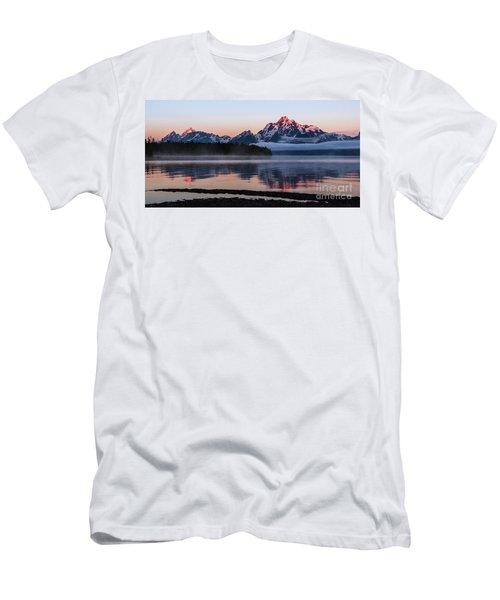 Mount Moran Men's T-Shirt (Athletic Fit)