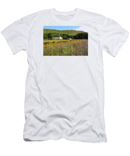 Mountain View Farm Easthampton Men's T-Shirt (Athletic Fit)