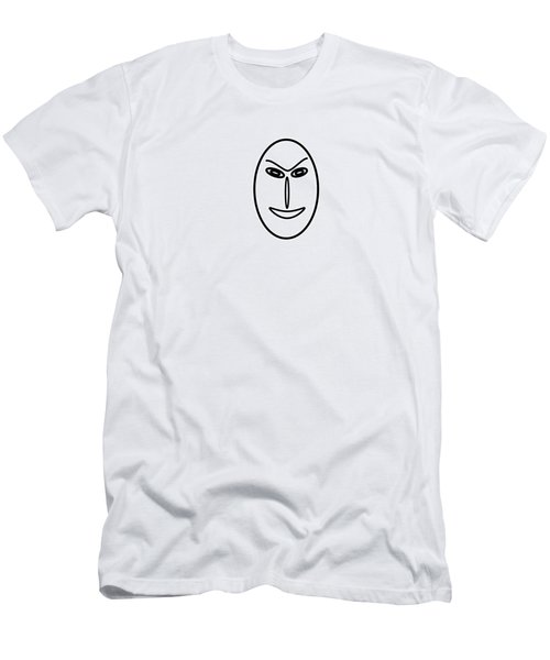 Mr Mf Is A Friendly Asian Men's T-Shirt (Athletic Fit)