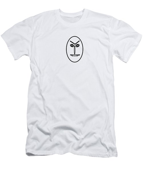 Mr Mf Is A Vampire Men's T-Shirt (Athletic Fit)