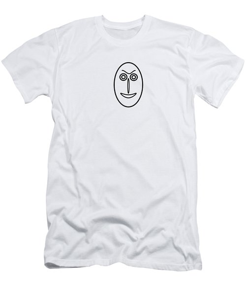 Mr Mf Is Friendly  Men's T-Shirt (Athletic Fit)