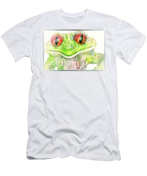 Mr Ribbit Men's T-Shirt (Athletic Fit)