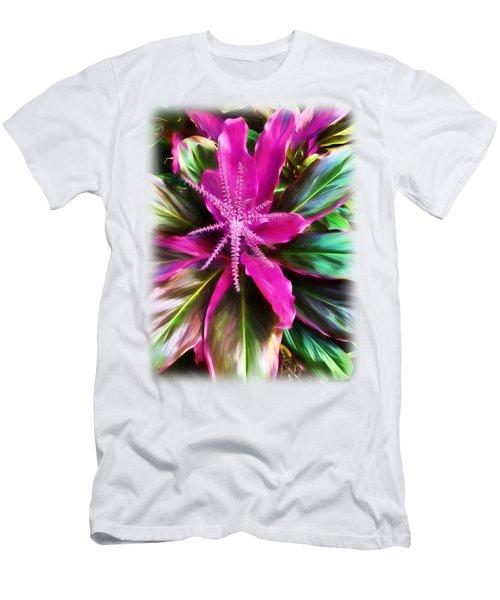 Miss Magenta Men's T-Shirt (Athletic Fit)