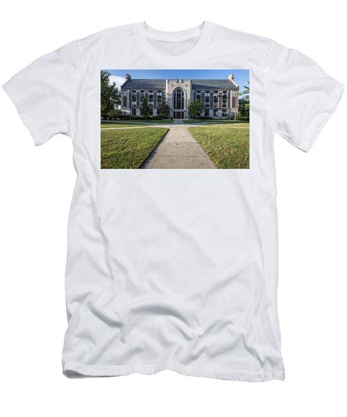 Msu Campus Summer Men's T-Shirt (Athletic Fit)