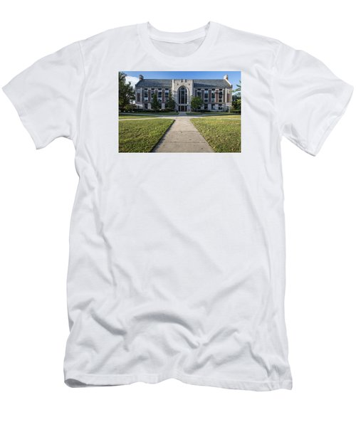 Msu Campus Summer Men's T-Shirt (Athletic Fit)