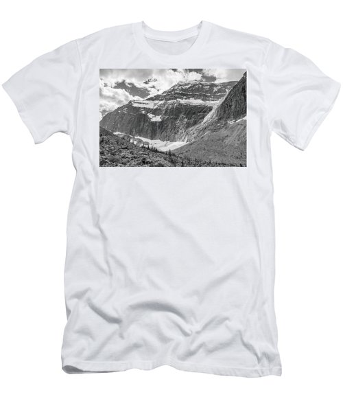 Mt. Edith Cavell Men's T-Shirt (Athletic Fit)