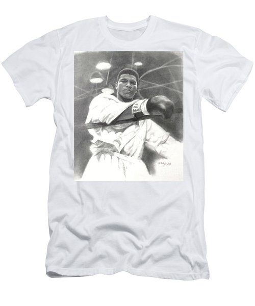 Muhammad Ali Men's T-Shirt (Athletic Fit)
