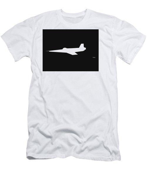 Men's T-Shirt (Slim Fit) featuring the digital art Music Notes 8 by David Bridburg