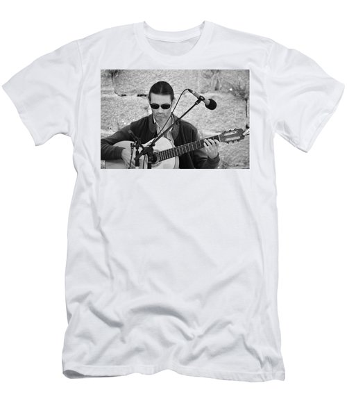 Musician Men's T-Shirt (Athletic Fit)