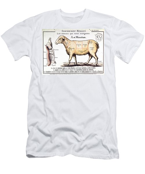 Mutton Men's T-Shirt (Athletic Fit)