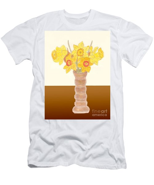 My Daffodils Men's T-Shirt (Athletic Fit)