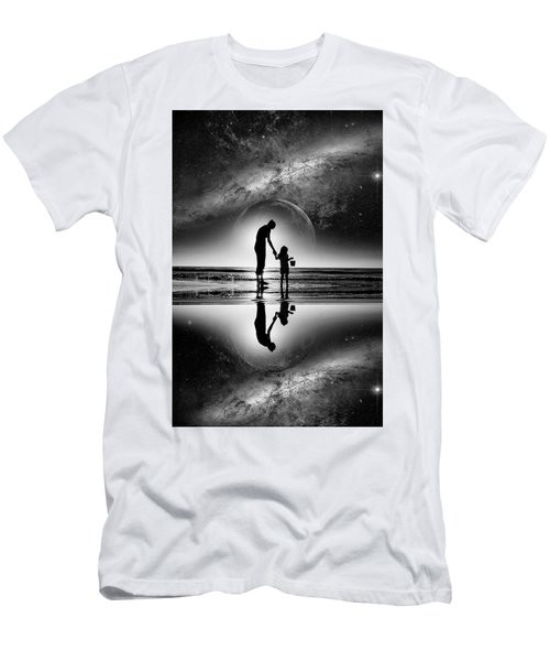 My Future Men's T-Shirt (Slim Fit) by Kevin Cable