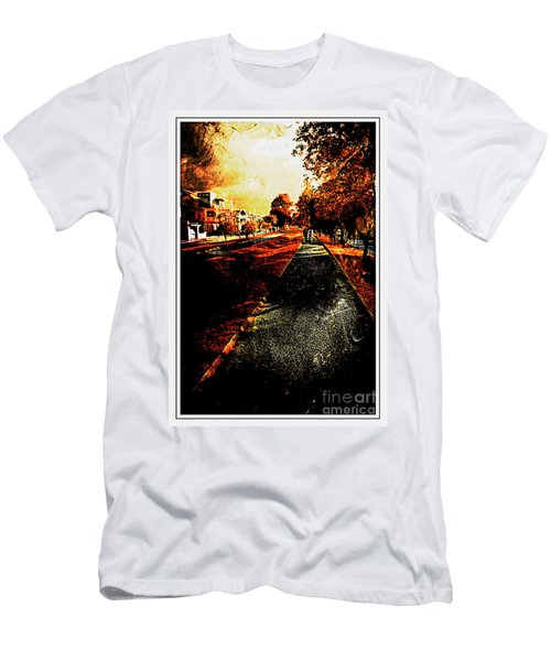 My Neighborhood Men's T-Shirt (Athletic Fit)