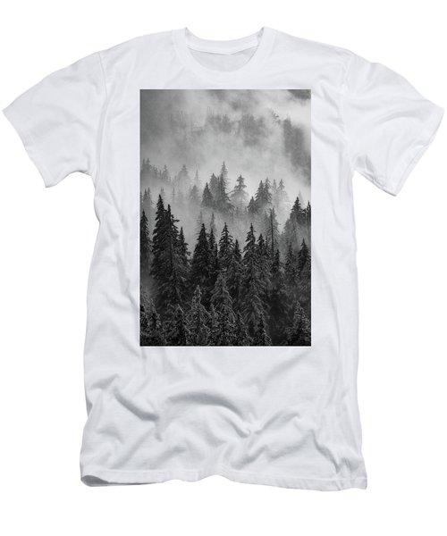 Men's T-Shirt (Athletic Fit) featuring the photograph Mystic  by Dustin LeFevre