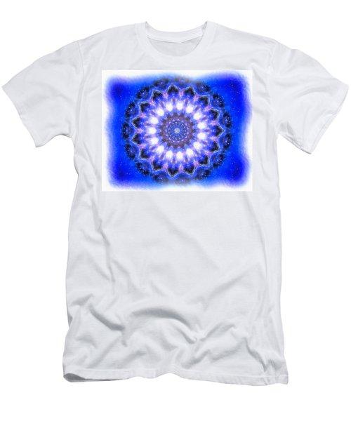 Mystic Mandala Men's T-Shirt (Athletic Fit)