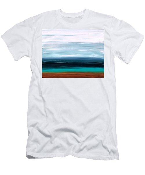Mystic Shore Men's T-Shirt (Athletic Fit)