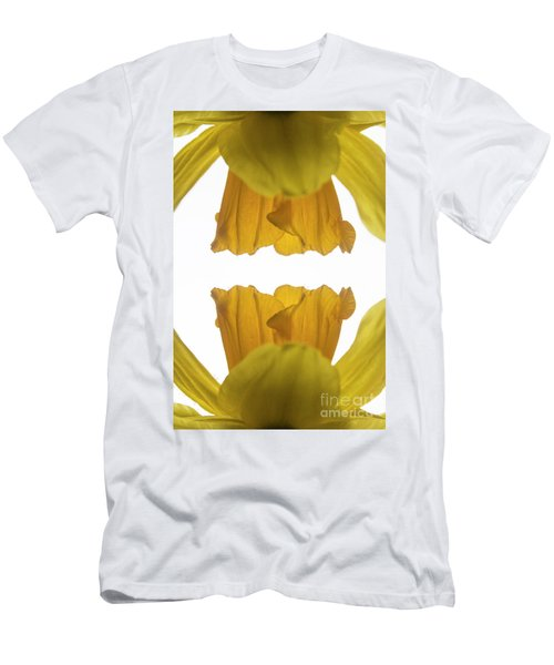 Narcissus Men's T-Shirt (Slim Fit) by Ana Mireles
