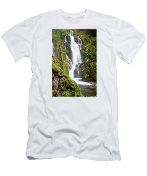 National Falls 1 Men's T-Shirt (Athletic Fit)