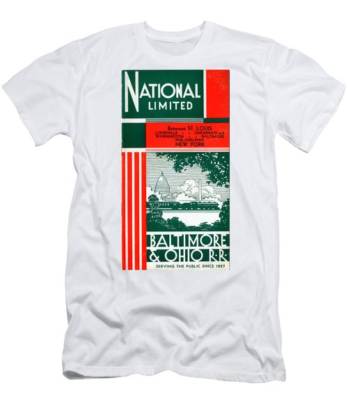 National Limited Men's T-Shirt (Athletic Fit)