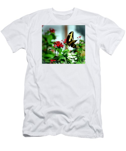 Nature's Beauty Men's T-Shirt (Slim Fit) by Edgar Torres