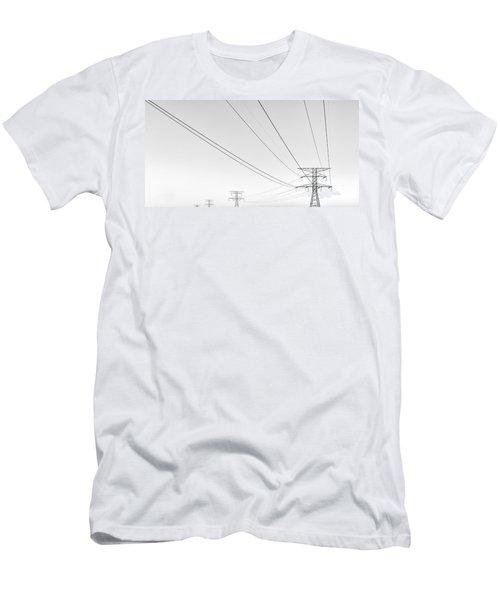 Necessary Evil Men's T-Shirt (Athletic Fit)