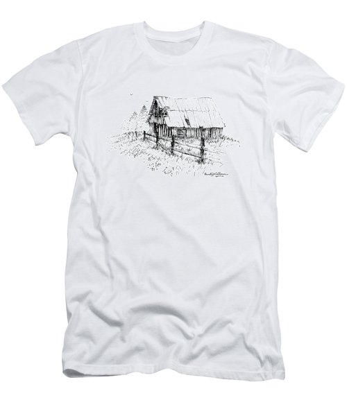 Need A Little Roof Repair Men's T-Shirt (Athletic Fit)