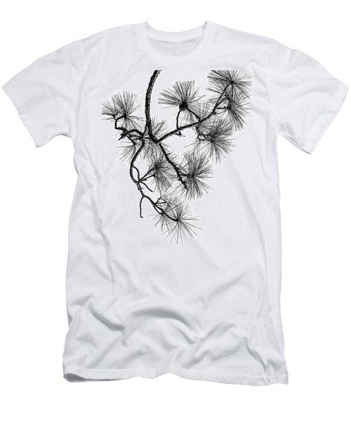 Needles II Men's T-Shirt (Athletic Fit)