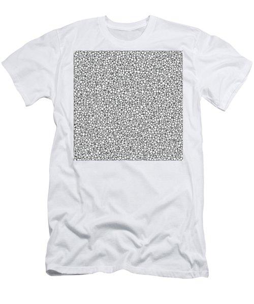 Negative Sponge Bone Confusion Men's T-Shirt (Athletic Fit)