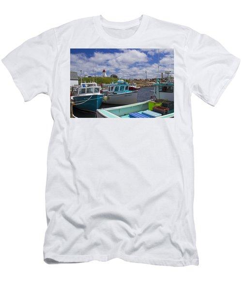 Neil's Harbour - Cape Breton Island  Men's T-Shirt (Athletic Fit)
