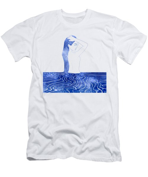 Nereid Vii Men's T-Shirt (Athletic Fit)