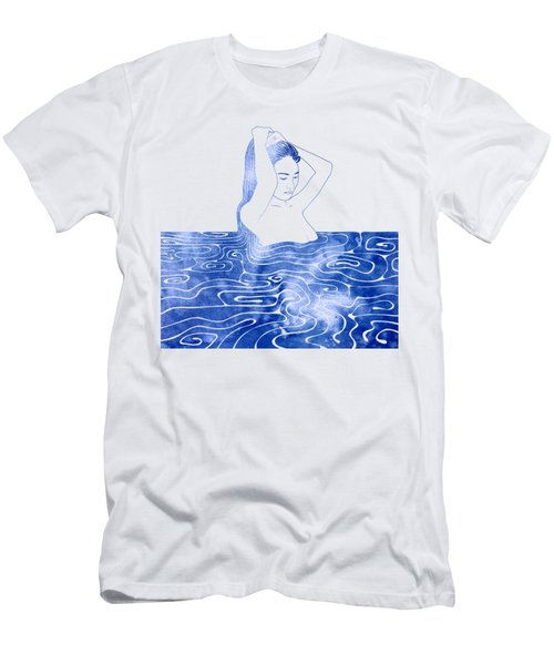 Nereid Viii Men's T-Shirt (Athletic Fit)
