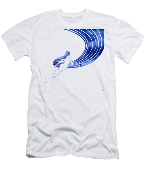 Nereid Xiii Men's T-Shirt (Athletic Fit)