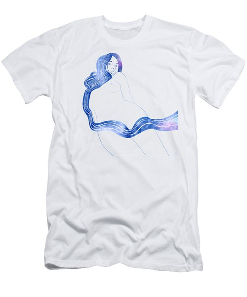 Nereid Xvii Men's T-Shirt (Athletic Fit)