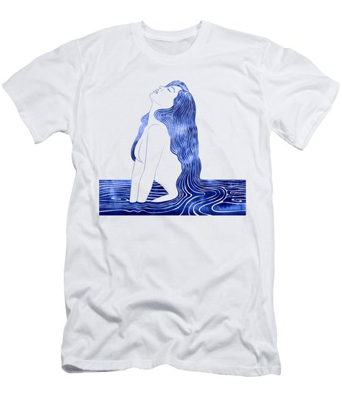 Nereid Xxiii Men's T-Shirt (Athletic Fit)