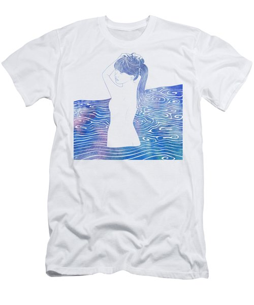 Nereid Xxxviii Men's T-Shirt (Athletic Fit)