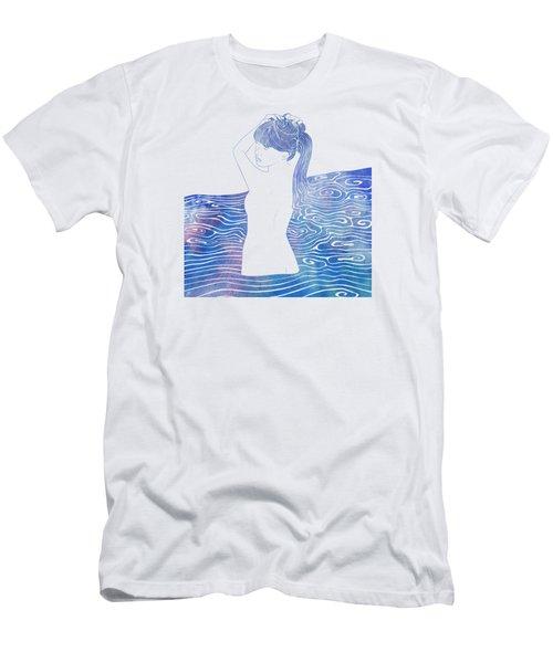 Nereid Xxxviii Men's T-Shirt (Athletic Fit)