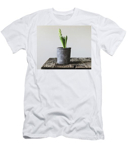 Men's T-Shirt (Athletic Fit) featuring the photograph New Beginings by Kim Hojnacki