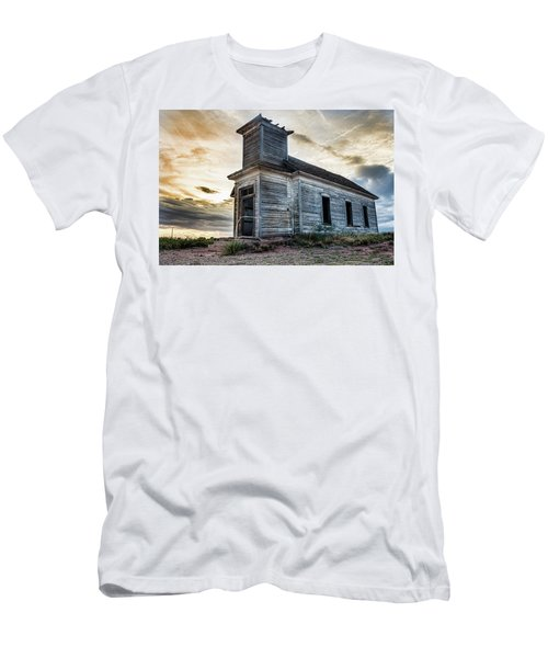 New Mexico Church #3 Men's T-Shirt (Athletic Fit)