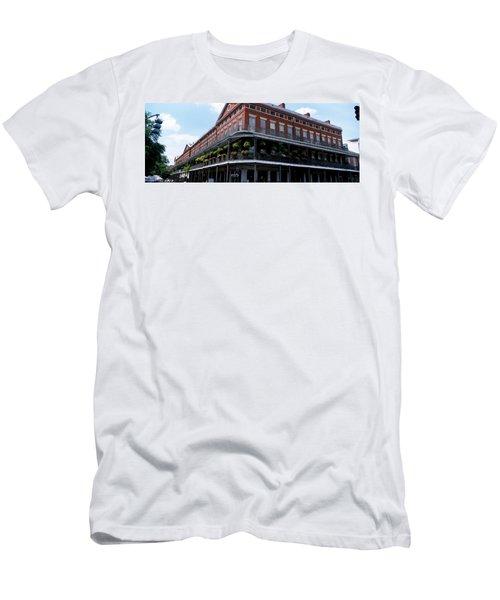 New Orleans La Men's T-Shirt (Athletic Fit)