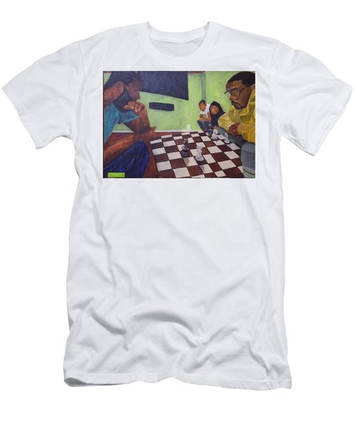 A Game Of Chess Men's T-Shirt (Athletic Fit)