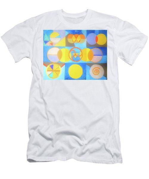 Geometrica 1 Men's T-Shirt (Athletic Fit)