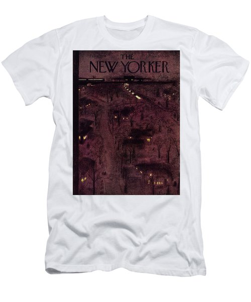 New Yorker February 6 1954 Men's T-Shirt (Athletic Fit)