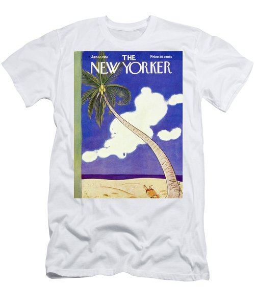 New Yorker January 12 1952 Men's T-Shirt (Athletic Fit)