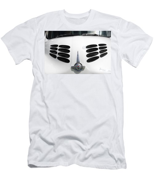 Men's T-Shirt (Athletic Fit) featuring the photograph Nice Grills by Stephen Mitchell