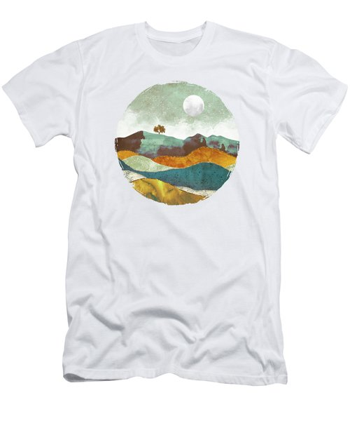 Night Fog Men's T-Shirt (Athletic Fit)