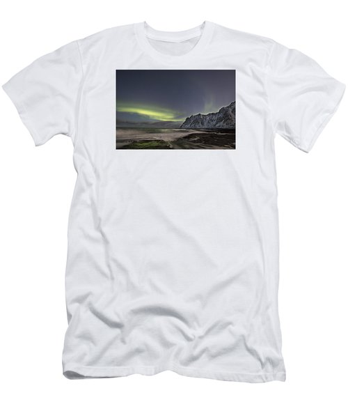Night Waves Men's T-Shirt (Athletic Fit)