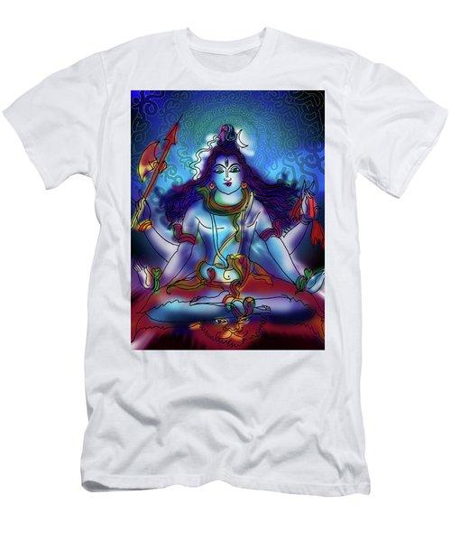 Nirvikalp Samadhi Kapali Shiva Men's T-Shirt (Athletic Fit)